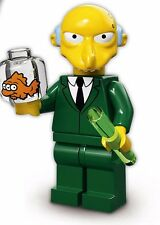 LEGO 71005 Simpsons Series 1 Minifigure Mr Burns NEW
