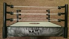 WWE Matel Wrestling Ring TLC Tables Ladders and Chairs Ring only