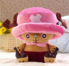 One Piece Plush Toys Chopper Plush Doll Stuffed Anime Cute Movie Character 28cm