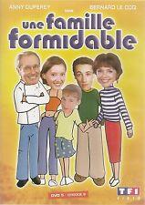 "DVD ""UNE FAMILLE FORMIDABLE - EPISODE 9""   NEUF SANS BLISTER"