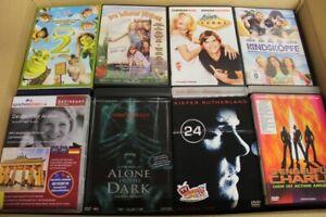 12,25 KG DVDs Kino-Filme TV Serien Staffeln Sammlung (Deutsche Sprache)