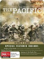 The Pacific DVD 6-Disc Set Tin Case brand New Collector