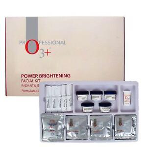 O3+ Professional Power Brightening Facial Kit Radiant & Glowing Skin - 163 Gram