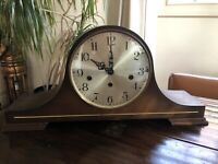Linden Chime Mantel Clock Made in Germany