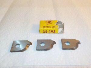 Delta Cutter Set 35-198