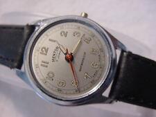 Vintage antique WWII World War II MILITARY MENTOR mens watch . NR