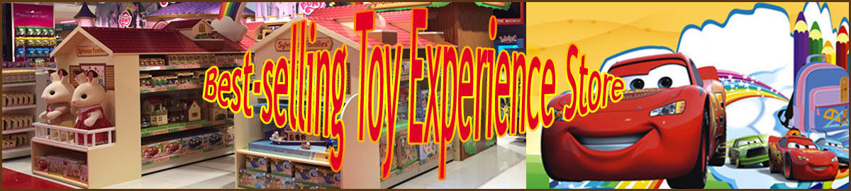 Best-selling Toy Experience Store