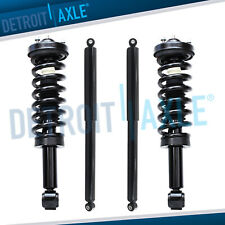 Front & Rear Struts Complete Assembly + Shock Absorbers 2009-2013 Ford F-150 4WD