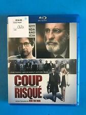Rob the Mob  Blu-ray disc  & case RENTAL    (BILINGUAL)