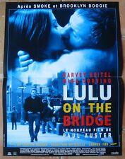 LULU ON THE BRIDGE (AFFICHE CINEMA 53x40cm) HARVEY KEITEL / MIRA SORVINO