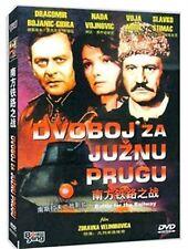 Dvoboj za juznu prugu All Region DVD Dragomir 'Gidra' Bojanic, Voja Miric, Nada