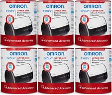 Omron 10 Series Bluetooth Digital Blood Pressure Monitor (6 Pack)