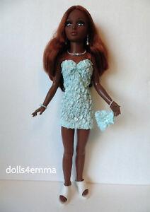 Tiffany Taylor Doll Clothes handmade sexy DRESS +PURSE + JEWELRY Fashion NO DOLL