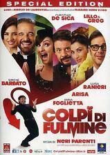 COLPI DI FULMINE  DVD COMICO-COMMEDIA