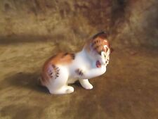 Vintage Royal Doulton Calico Kitty Cat Licking its Paw Hn2583 Figurine/Excellent