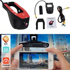 1080P Full HD Hidden Wifi Car DVR Dash Cam Video Recorder Night Vision Camcorder