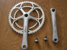 Campagnolo Record 10 speed chainset crankset 53 39 170 arms