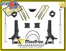"MaxTrac KS885342B 4""/2"" LIFT KIT W/ BILSTEIN SHOCKS for 04-2014 NISSAN TITAN 2WD"