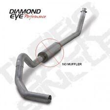 "Diamond Eye K5238A-RP 5"" Aluminized Turbo-Back Exhaust Kit 04-07 Dodge Ram"