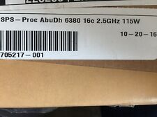 NEW HP 705217-001 AMD Opteron 16 Core B2 Processor 2.5GHz OS6380WKTGGHK