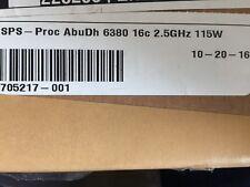 Nuevo HP 705217-001 AMD Opteron 16 B2 Procesador Core 2.5GHz os 6380 wktgghk