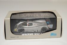 F MAX MODELS MERCEDES-BENZ C11 SILBERPFEIL 1990 LE MANS MINT BOXED