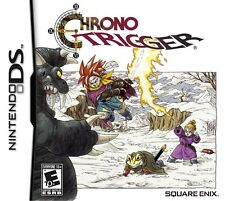 Chrono Trigger DS BRAND NEW Nintendo DS/DSi/DSi XL Very Rare! Square Enix