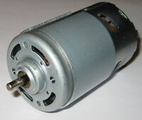 Johnson Generator - 24V DC Motor / Generator - 72 Watts - 8000 RPM - 65 mm Long