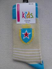 Hudson Calcetines para niño Emblema fashion (PVP 62% CO gr 23-42 Calcetines