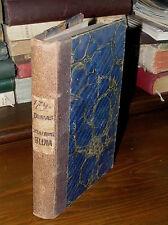 "D482_A.DUMAS ""CATHERINE BLUM""  - PARIS 1860"
