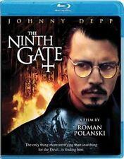 Johnny Depp Horror DVD & Blu-ray Movies