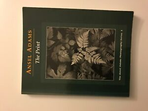 ANSEL ADAMS The Print, very good condition