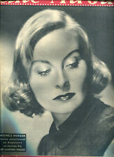 CINE-MIROIR N°868. MICHELE MORGAN: LES ILLUSIONS PERDUES. 1947.