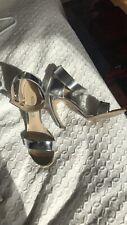 Nicholas Kirkwood Silver Heels 37.5