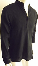 BNWT,Kurta shirt,cheese cloth black size L