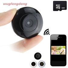 Mini Wifi Wireless HD IP Home Security Camera Nanny Cam Remote for IOS Android