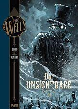 Wells 5-el invisible 1-germano-astillas-Comic - productos nuevos