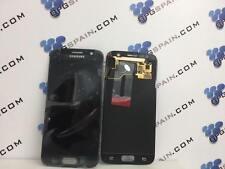 Pantalla Samsung Galaxy S7 SM-G930 AZUL MARINO NEGRO ORIGINAL+ADHESIVO ENVIO 24H