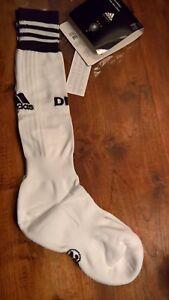adidas DFB Strumpfstutzen Soccer Socks Fußball weiß Kinder 37-39 NEU***