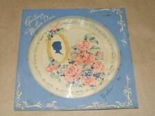 """Vtg RCA Victor Phonograph Greeting Card """" Greetings Mother Dear """" 78 RPM Record"""