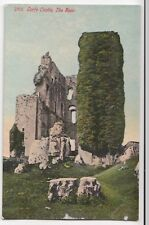 Dorset; Corfe Castle, The Keep PPC, Unposted, By Photochrom, c 1920's