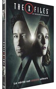 The X-Files-Saison 10 DVD NEUF