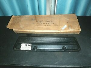 NOS GM CHEVY PONTIAC BUICK OLDSMOBILE CADILLAC 4 CYLINDER 2.2 Valve Cover 1980'S