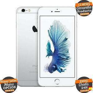 Movil Apple iPhone 6s A1688 64 GB Gris Plata Usado   B