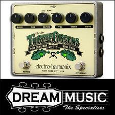 Electro Harmonix EHX Turnip Greens Dual Soul Food / Holy Grail Gtr Pedal RRP$559