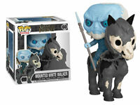Funko Pop! Rides Mounted White Walker #60 Game Of Thrones Exclusive Rare Limited