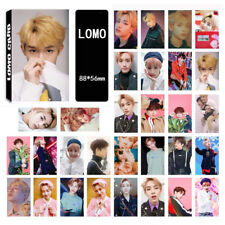 30pcs set NCT 127 WINWIN LOMOCARDS NCT127 Lomo Card Collective Photocard Kpop