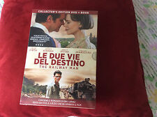 LE DUE VIE DEL DESTINO di Jonathan Teplitzki  DVD + LIBRO COLL. ED.