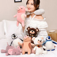 2 In 1 U-shaped Neck Pillow Transforming Animal Toy For Travel Home
