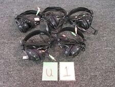 5 COSONIC CD-722MV HEADPHONE HEADSET MICROPHONE BUILT IN COMPUTER NEW